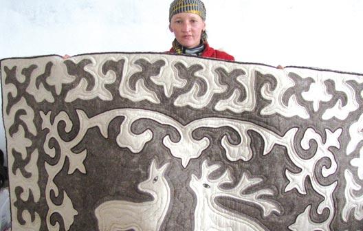 karpet Gül Dor