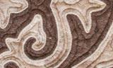 Sülüktü - kirgisischer Filzteppich