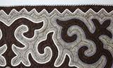 Tuyme - kyrgyz felt rug